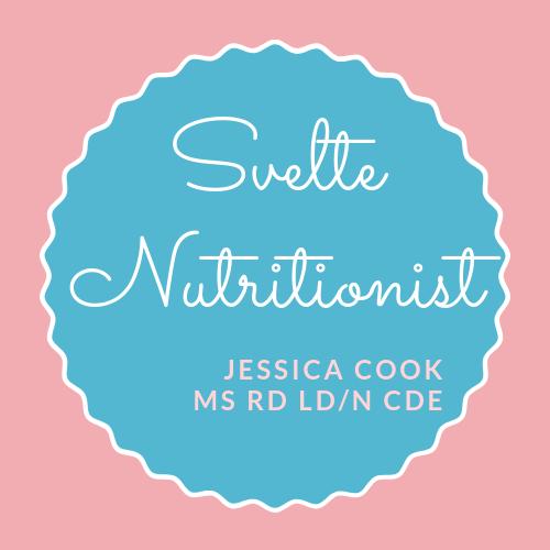 Svelte Nutritionist